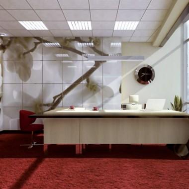 Projekt biura w Łodzi