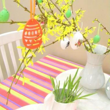 Proste dekoracje na Wielkanoc cz 1