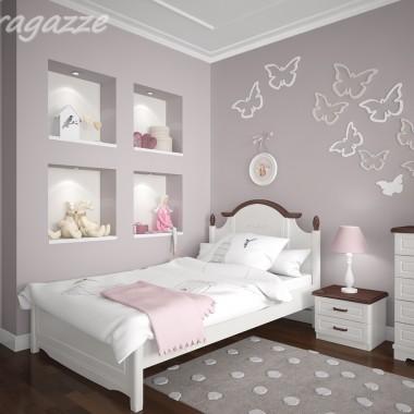 Pokoje dla dziewczynki