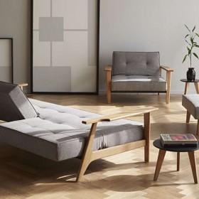 Sofa Splitback Frej z funkcją spania.