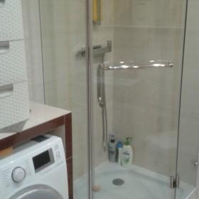 Pomysł na małą łazieneczkę :)