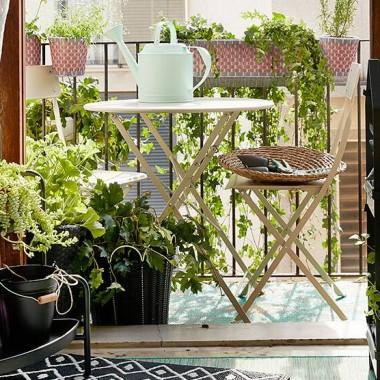 Pomysły, jak urządzić balkon