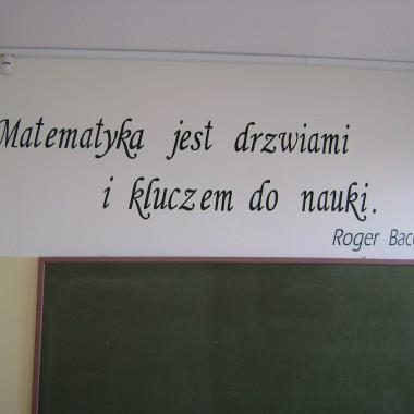Gimnazjum w Polanowie.