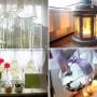 Dekoracje, Dekoracje okien - Dekoracje okien Więcej przykładów na: http://dekostacja.pl/2017/04/28/dekoracje-okien/