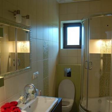 łazienka bambusowa