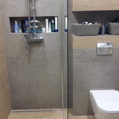 prysznic i WC
