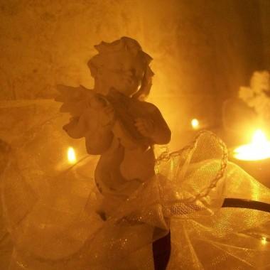 Anielska łazienka