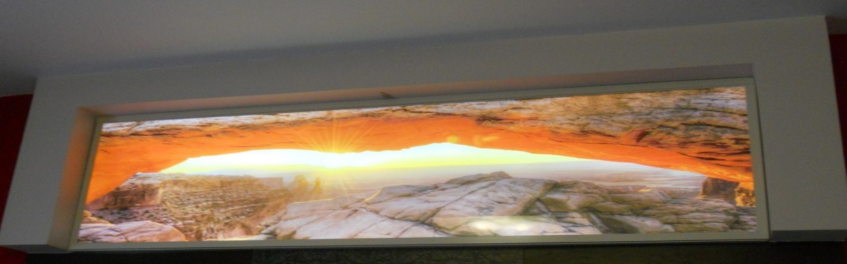 Zdjęcie 12 W Aranżacji Panel Dekoracyjny Led Crystal Do