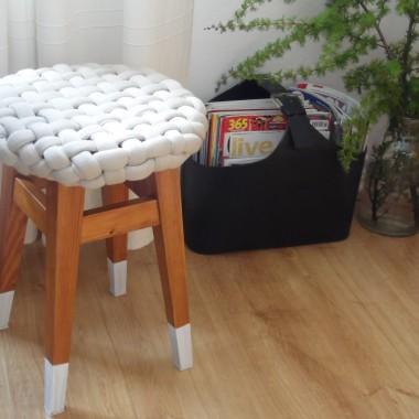 Krzesełko DIY