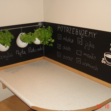 Nad kuchennym stołem raczej blatem &#x3B;-)