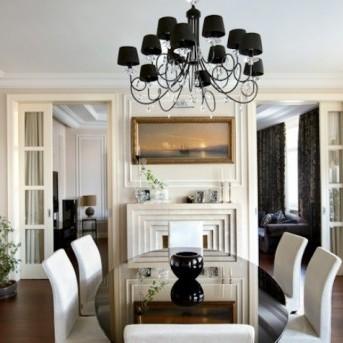 Stylowy apartament Art Deco