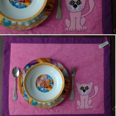 podkładka śniadaniowa dla niejadków
