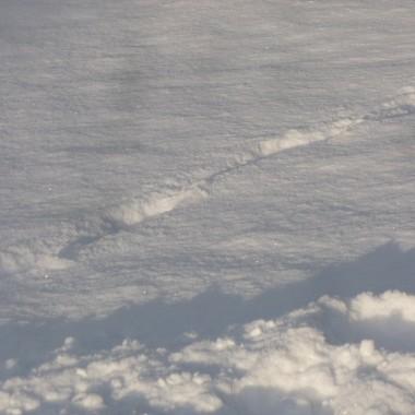 ............i śnieg................