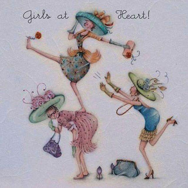 Dekoratorzy, Dzień kobiet - gimnastyczki tez w formie