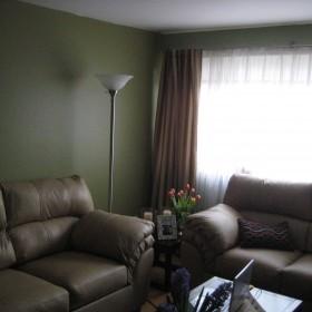 living room po malych zmianach
