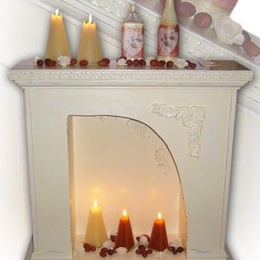 Kominki Ozdobne na świeczki i olejki eteryczne