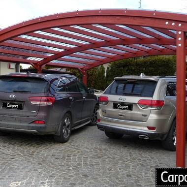 Wiaty samochodowe zadaszenia na samochód Carport pod wymiar