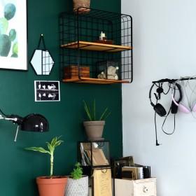 zielono w biurze