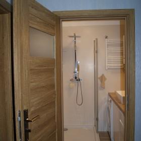 Łazienka i WC po remoncie