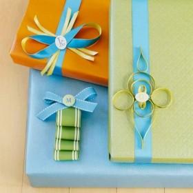 pomysły jak zapakować prezent