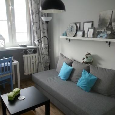 Mały Pokój - młodzieżowy i gościnny