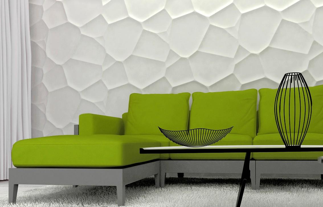 Pozostałe, Panele ścienne 3D firmy ZD Design - Panel 3d TERRA firmy ZD Design
