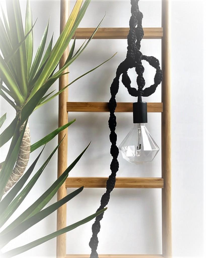 Pozostałe, Lampki z serii Braid - Lampa Braid od 4FunDesign