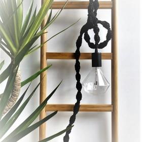 Lampki z serii Braid