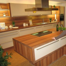 Projekt kuchni - podpatrzone