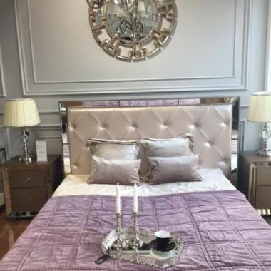 Sypialnia w stylu moern classic