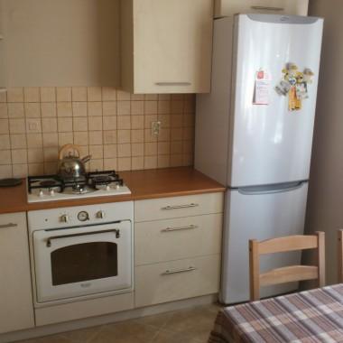 Nowa kuchnia w nowym domku:)
