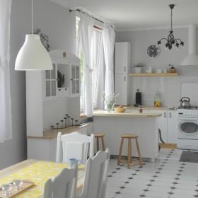Metamorfoza kuchni wykonana własnoręcznie
