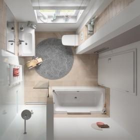 Łazienka dla rodziny
