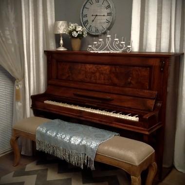 Pianino to moje marzenie z dzieciństwa, które spełniła dopiero parę lat temu, ale S pelnilam...