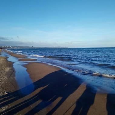.............i morze w błękitnym kolorze...............