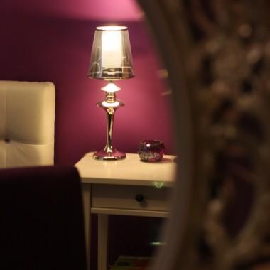 Sypialnia baroko-glamour &#x3B;)