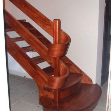 Stylowe wzory schodów