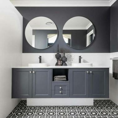 Moje ulubione kolory: odcienie niebieskiego i musztardowy!Źródło zdjęć: homeadore