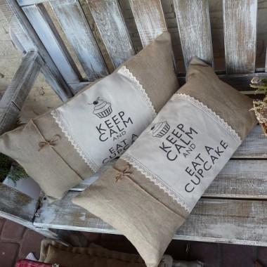 Poduszki w klimacie vintage i nie tylko