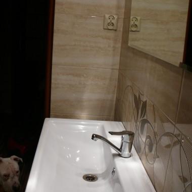 Amiche Beige Paradyż w mojej łazience