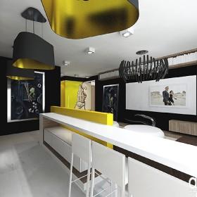 design w apartamencie