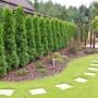 Ogród, Ogrody i dekoracje szczytno