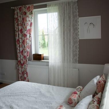 Romantyczna sypialnia urządzona przez Pannę Matkę!