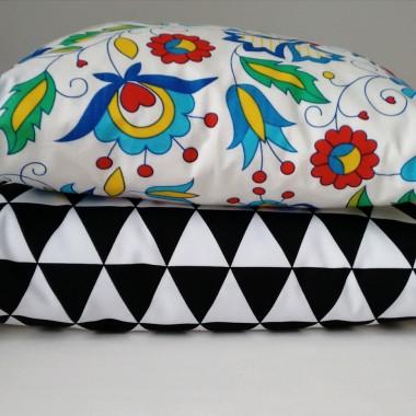 Poszewki na poduszki handmade