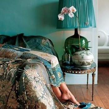 Sypialnia szmaragdowa,malachitowa...2