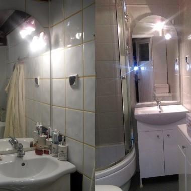 Nowa , stara łazienka
