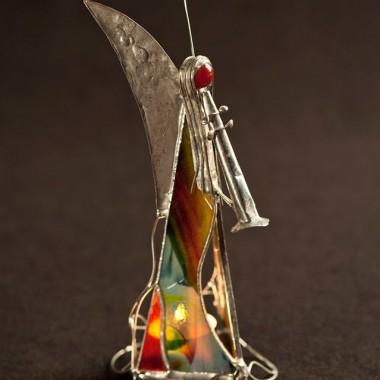 DALIANS  - ręcznie wykonywane ozdoby ze szkła witrażowego