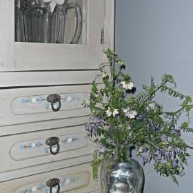 Domowe kwiatowe stylizacje