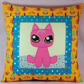 poduszki patchworkowe by iasio