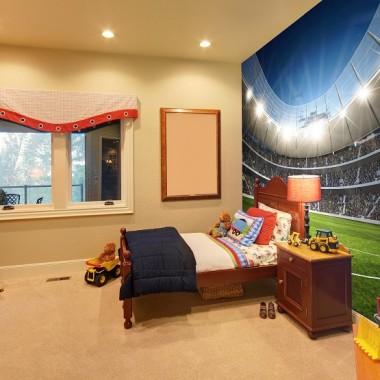 Dziecięcy pokój na sportowo